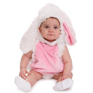 Pink and white Cozy Rabbit Costume - By Dress Up America