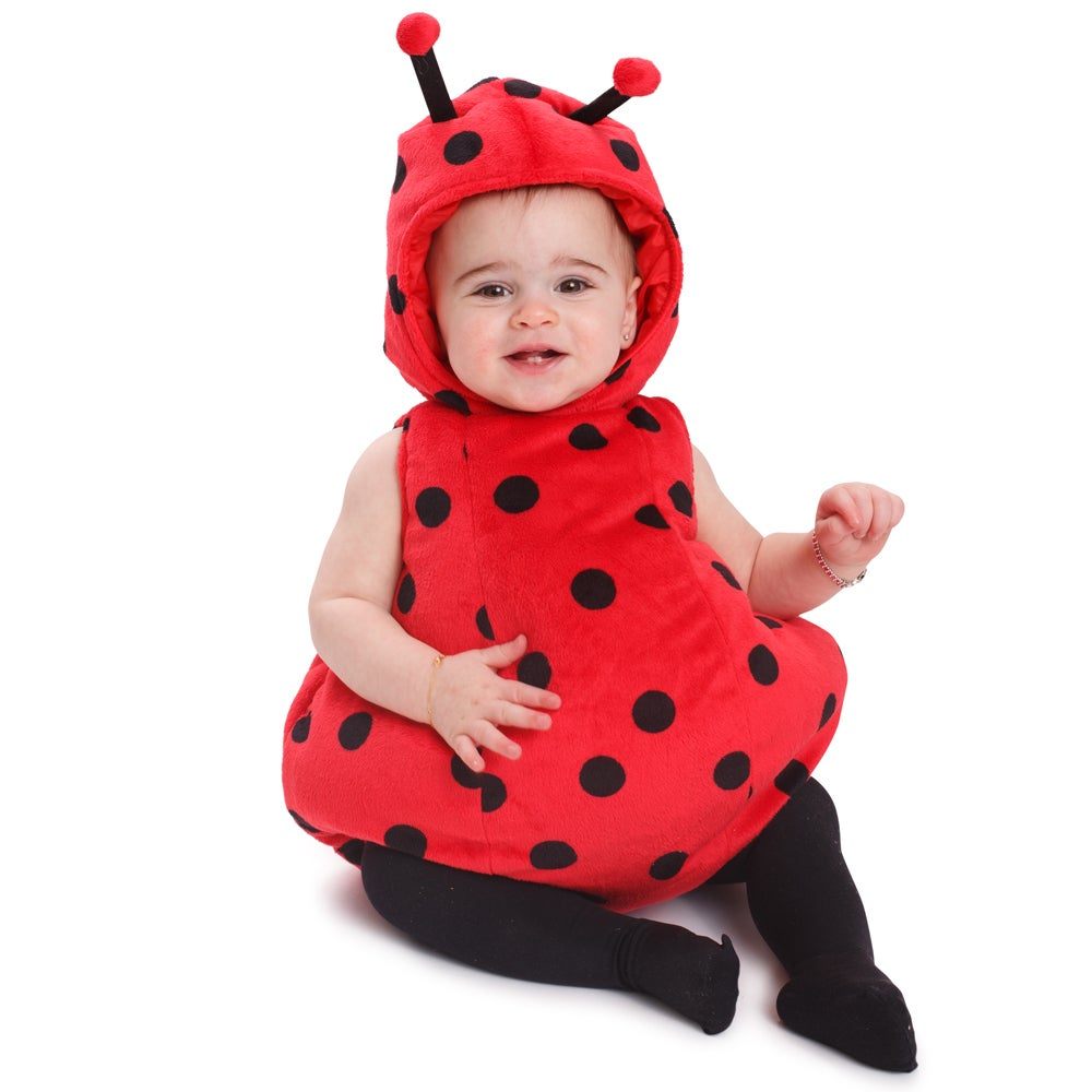 Baby Ladybug Costume - By Dress Up America (12-24 Months)...