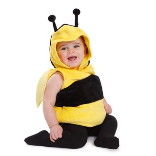Fuzzy Little Bee Costume - By Dress Up America