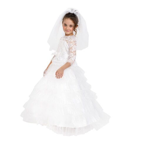 Dreamy Bride Costume - By Dress Up America