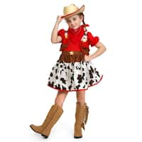 Star Cowgirl Costume - By Dress Up America