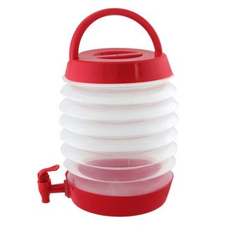 KitchenWorthy Collapsible Beverage Dispenser