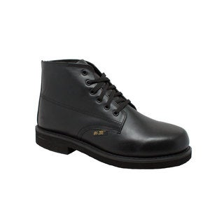 "Men's 6"" Amish Boot Black"