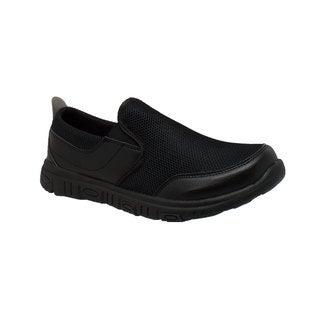Men's Comfort Stride Black