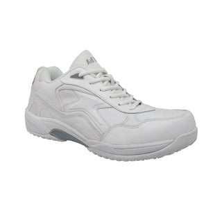 Men's Uniform Athletic Lace Up White (More options available)