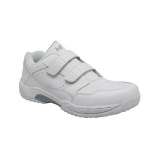 Men's Uniform Athletic White Shoes