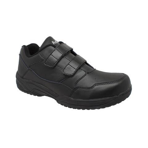 Men's Uniform Athletic Black Shoes