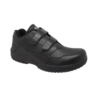 Men's Uniform Athletic Black Shoes