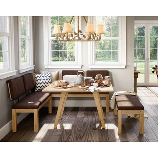 Austin Breakfast Nook Set