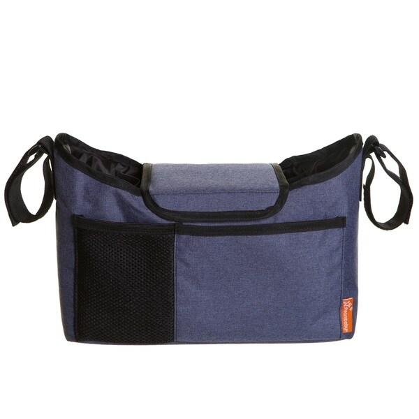 Dreambaby® Strollerbuddy® On-The-Go Bag Blue Denim