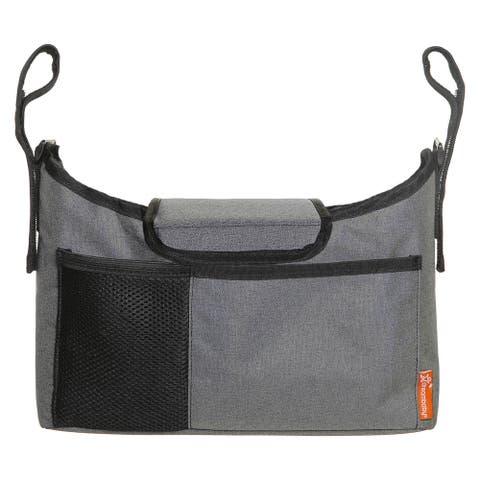 Dreambaby® Strollerbuddy® On-The-Go Bag Grey Denim