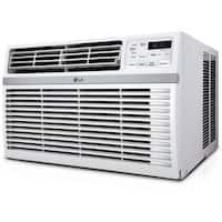 LG LW1016ER 10,000 BTU Window Air Conditioner (Refurbished) - White