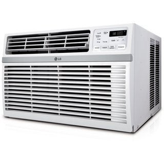 LG LW1016ER 10,000 BTU Window Air Conditioner (Refurbished) - White