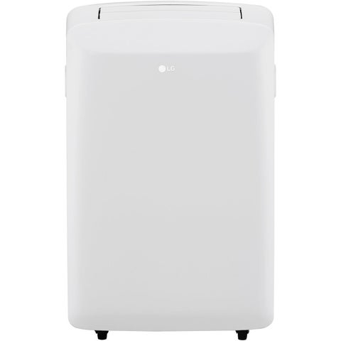 LG 8,000 BTU Portable Air Conditioner with Remote (Refurbished) - White