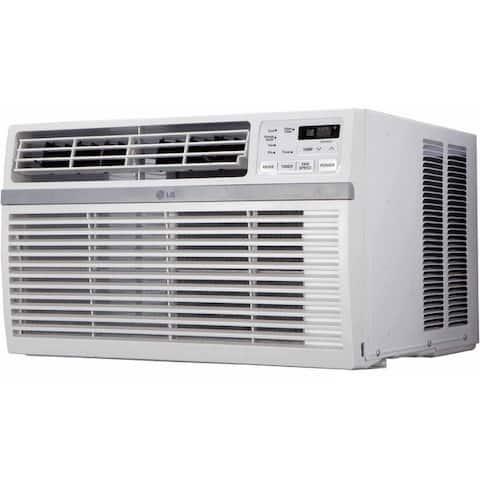 LG LW1216ER 12,000 BTU Window Air Conditioner Refurbished) - White