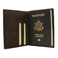 Visconti Soft Leather Passport Cover