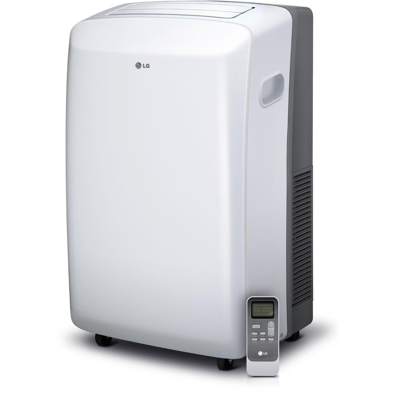LG 10200 BTU 115V Portable Air Conditioner with Remote Co...