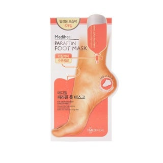 Mediheal Paraffin Foot Mask (5 Pairs)