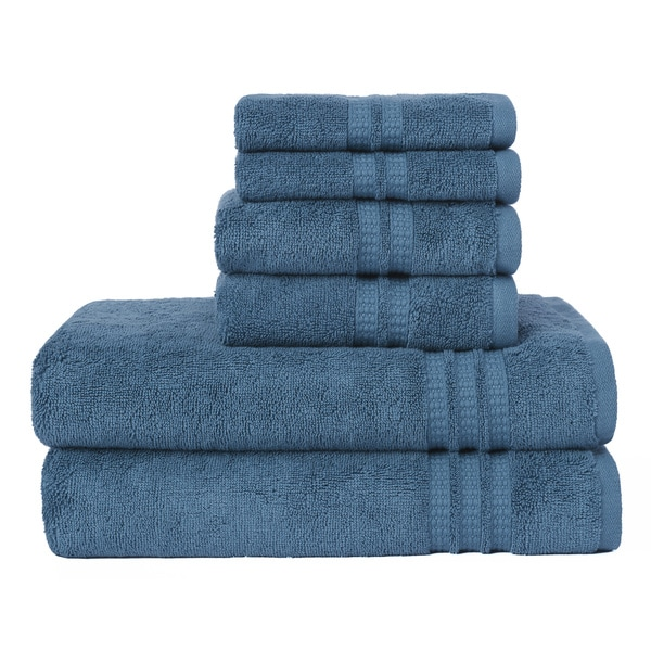 LOFT by Loftex Modern Home Trends 6-Piece Towel Set