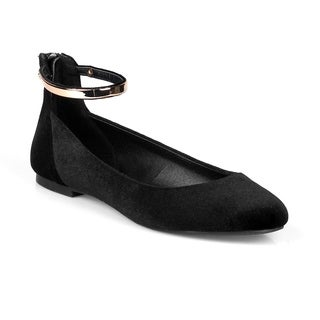 Mark and Maddux Harly-01 Round-toe Women's Flats