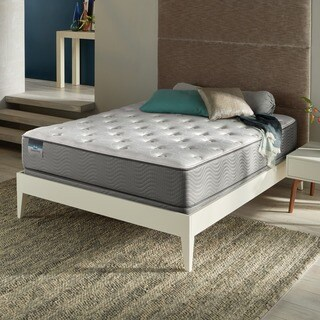 simmons beautysleep channel island 12inch fullsize plush mattress set