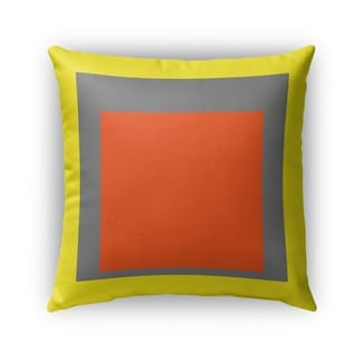 Kavka Designs theory blocks accent pillow with insert