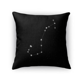 Kavka Designs black/ white scorpio accent pillow with insert