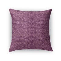 Kavka Designs purple reflect accent pillow with insert