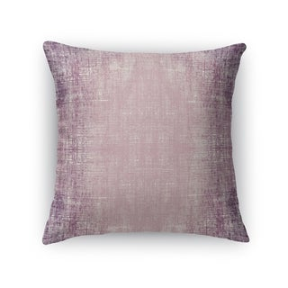 Kavka Designs purple purple distressed accent pillow with insert (3 options available)