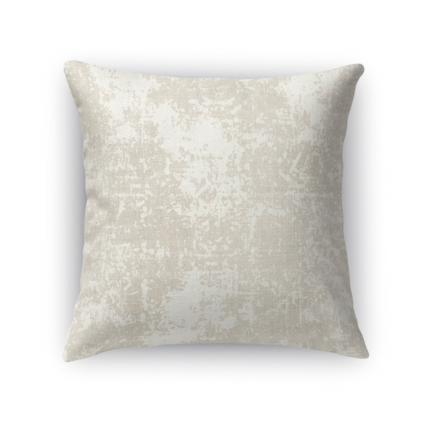 Kavka Designs ivory ravenna accent pillow with insert