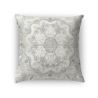 Kavka Designs grey toledo accent pillow with insert