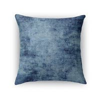 Kavka Designs blue caserta accent pillow with insert