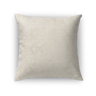 Kavka Designs ivory/ grey versilia accent pillow with insert