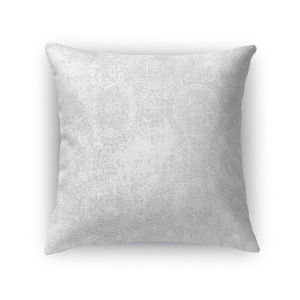 Kavka Designs grey salerno accent pillow with insert