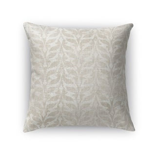 Kavka Designs beige imola accent pillow with insert
