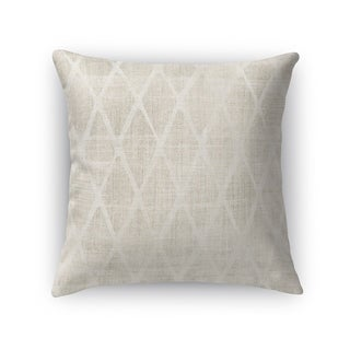 Kavka Designs ivory crotone accent pillow with insert