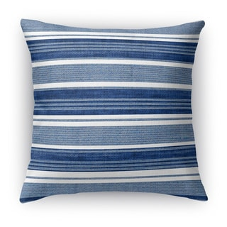 Kavka Designs blue chatham accent pillow with insert