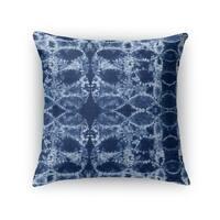 Kavka Designs blue kalada accent pillow by terri ellis with insert