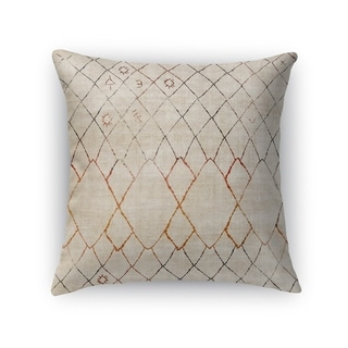 Kavka Designs grey/ black aleena accent pillow by terri ellis with insert