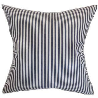 Neptune Stripes Floor Pillow Marine|https://ak1.ostkcdn.com/images/products/16937865/P23227323.jpg?impolicy=medium