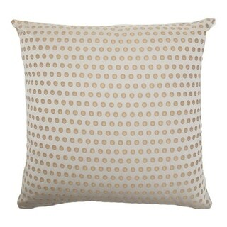 Radclyffe Dot Floor Pillow Lemon Ice