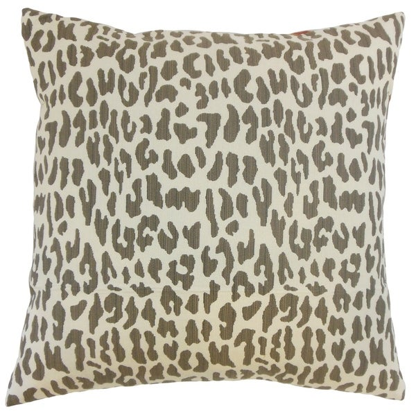 Animal Print Floor Pillows : Ilandere Animal Print Floor Pillow Linen - Free Shipping Today - Overstock.com - 23228215