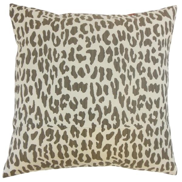 Ilandere Animal Print Floor Pillow Linen - Free Shipping Today - Overstock.com - 23228215