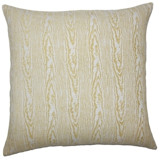 Yestin Marbled Floor Pillow Citron