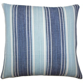 Ferlin Striped Floor Pillow Chambray|https://ak1.ostkcdn.com/images/products/16939639/P23227117.jpg?impolicy=medium