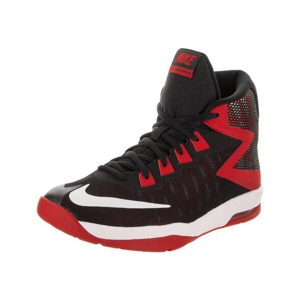 954c04e1fb9c Shop Nike Kids Air Devosion (GS) Basketball Shoe - Free Shipping ...