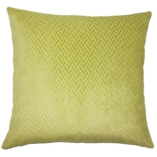 Grass Floor Pillows : Sea Grass 1 Floral Print 16-inch Throw Pillow - Free Shipping Today - Overstock.com - 18437721