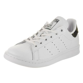 Adidas Kids Stan Smith J Originals Casual Shoe