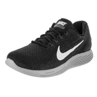 Nike Men's Black Lunarglide 9 Running Shoe