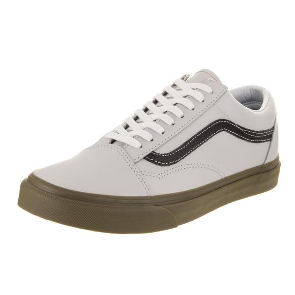 287ca049e6 Shop Vans Unisex Old Skool (Bleacher) Skate Shoe - Free Shipping ...